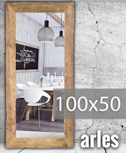 lustro-ze-starego-drewna-drewniane-recznie-wykonane-100x50